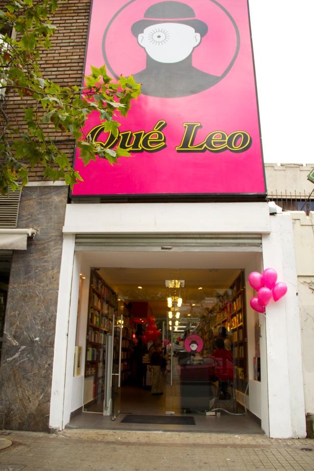 10 aniversario de Qué Leo
